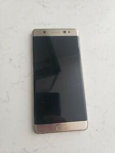 Samsung Galaxy Note SM-N930F - 64 GB - GOLD Smartphone international  7