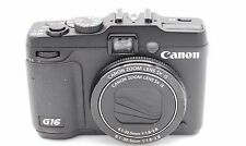 Canon PowerShot G16 12.1 MP 3'' SCREEN 5X Digital Camera