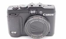 Canon PowerShot G16 12.1 MP 3'' SCREEN 5X Digital Camera