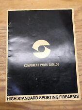 High Standard Original 1970 Catalog