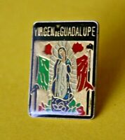 Pin's lapel pin Pins Catho Religious catholicisme  VIRGEN DE GUADALUPE VIERGE