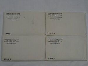 Wholesale Lot: 4 1970 Large Date Mint Sets.  #22