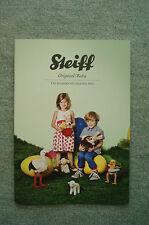 Steiff Original/Baby Frühjahrsneuheiten 2014, Prospekt