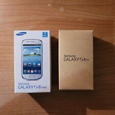 Samsung Galaxy S3 mini + Samsung Galaxy s5 mini