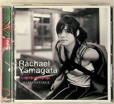 Rachael Yamagata ‎– Happenstance CD (JAPAN 2004 +OBI NM) BVCP-24055 Bumpus