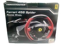 ThrustMaster Ferrari 458 Spider Racing Wheel for XBOX