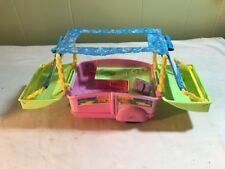 Pop Up Camper Fisher-Price Little People toy. plays sounds.