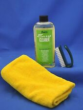 Angelus Easy Cleaner Kit- With Microfiber Cloth & Brush- 3pc