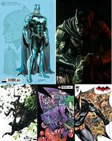 4 BK Set Batman #100 Main + Mattina + Bermejo + 1:25 Variant Ghost Maker 10-6-20