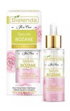 Bielenda Multi-Phase Rose Serum for Sensitive Skin Moisturizing Soothing,30ml