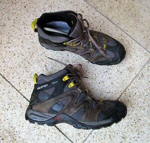 SALOMON  GORE-TEX Outdoorschuhe Wanderschuhe Schuhe 42 2/3 Damen