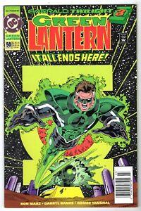 Green Lantern #50, Near Mint Minus Condition
