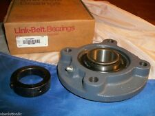 "LINK BELT FC3Y226N PILOTED FLANGE BEARING 1-5/8"" NEW"