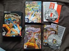 ROLLERCOASTER TYCOON 3 GOLD PC Game