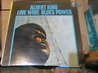 Albert KING    StAX 4128   live wire/blues power