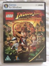 Lego Indiana Jones: The Original Adventures PC Windows Spiel Harrison Ford