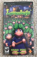 Lemmings (Sony PSP, 2006) Demo Disc