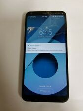 LG Q6 32GB Ice Platinum M703 (Telus) Damaged See Details VD7129