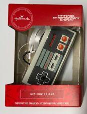 Hallmark Nintendo Controller Christmas Ornament