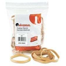 Universal Office Products 00464 Rubber Bands, Size 64, 3-1/2 X 1/4, 80