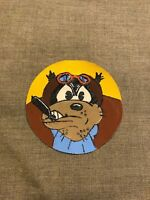 WWII USAAF US Army Air Force 8th AAF Bomb Squadron patch bull dog