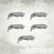 Legionary Shotgun (5) Bitz Kromlech Resin KRCB166