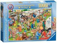Ravensburger 19106 Best of British The Car Boot Sale 1000 Piece Jigsaw Puzzle
