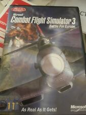 Combat Flight Simulator 3 - Battle for Europe - PC CDROM - Retro Software