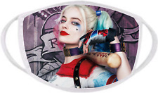 Fashion Face Cover -Harley Quinn Suicide Squad Full