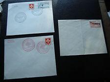 FRANCE - 3 enveloppes  (cy70) french