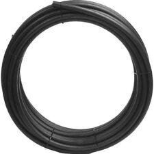 3/4 in x 100 ft Polyethylene Pipe Tubing Water Supply Underground 100 PSI Black