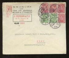 George V (1910-1936) Cover Stamps