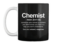 Comfortable Chemistry ! - Chemist Noun. [kem-ist] Someone Who Gift Coffee Mug