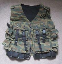 Russian V95 OMON operators vest, Flora camo