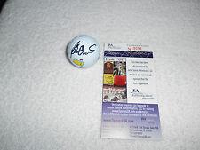 Ben Crenshaw Hand Signed Masters Titleist Golf Ball JSA #N49093 Autograph PGA