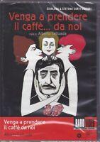 Dvd  VENGA A PRENDERE IL CAFFE' DA NOI con Ugo Tognazzi nuovo 1970