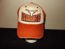 Hook Em Horns University of Texas Longhorns college baseball strapback hat sku30
