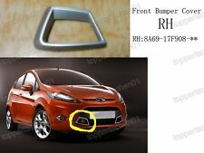 Front Bumper Grille Cover Trim Surround RH For Ford Fiesta 2009-2011