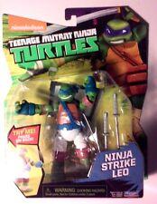 Ninja Strike Leo figure Teenage Mutant Ninja Turtles 2016 MIP
