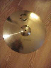 "Paiste 18"" Sound Formula Crash Cymbal reflector power crash"