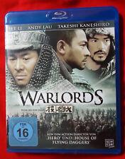 Warlords - Jet Li / Takeshi Kaneshiro - Eastern - Blu-Ray - 2007 - NEU B-Ware