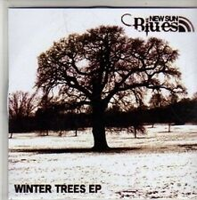 (CC188) New Sun Blues, Winter Trees EP - 2011 DJ CD