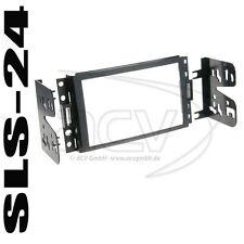 GM HUMMER H3 Auto Radio KFZ Blende Einbau Rahmen 2-DIN  Doppel-DIN ACV 381087-04