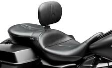 Le Pera RT66 Seat with Backrest - Black LK-767BR 67-82 01-46 03-30150 674882