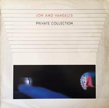 Jon And Vangelis-Colección privada (LP) (G/G +)