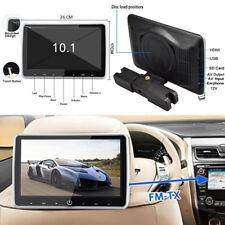 "10.1"" HD TFT Headrest DVD Player Car Multimedia Back Seat Entertainment Monitor"
