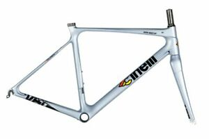 CINELLI VERY BEST OF FULL CARBON ROAD RACING FRAME KIT [LASER MIA COLOR]