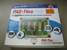 "West Marine ""Pas-Thru"" NMEA 0183 marine electronics junction box"