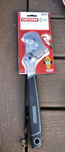 """NEW Craftsman 50846 Extreme Grip 12"""" Breaker Wrench Adjustable Jaws Pipe Wrench"""