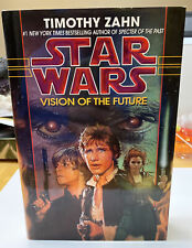 Vision of the Future by Timothy Zahn, NEW 1st/1st Hardcover, FREE SHIP